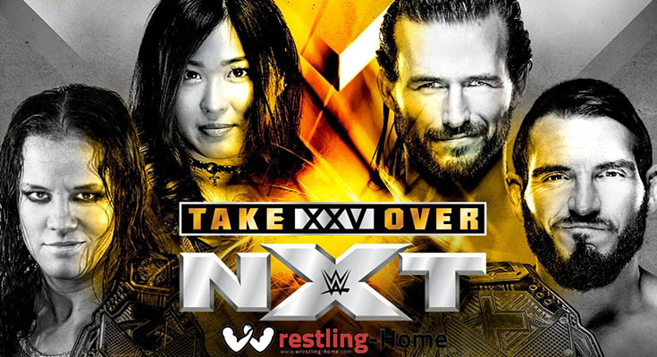 WATCH WWE NXT TakeOver XXV 2019 Pre Show
