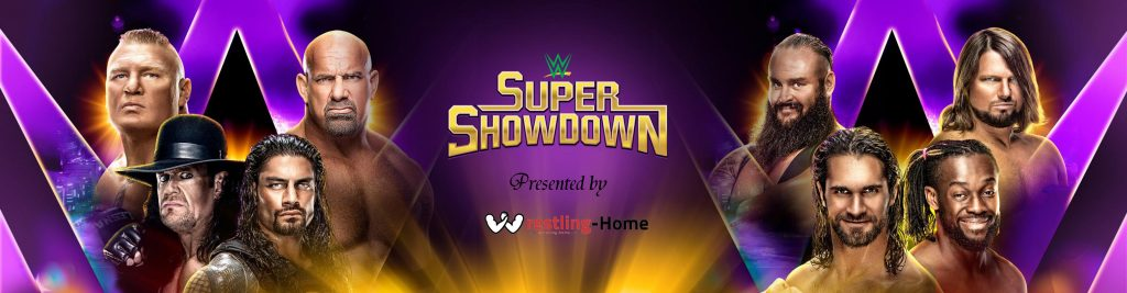 WWE Super ShowDown 2019 PPV HDTV x264-Star