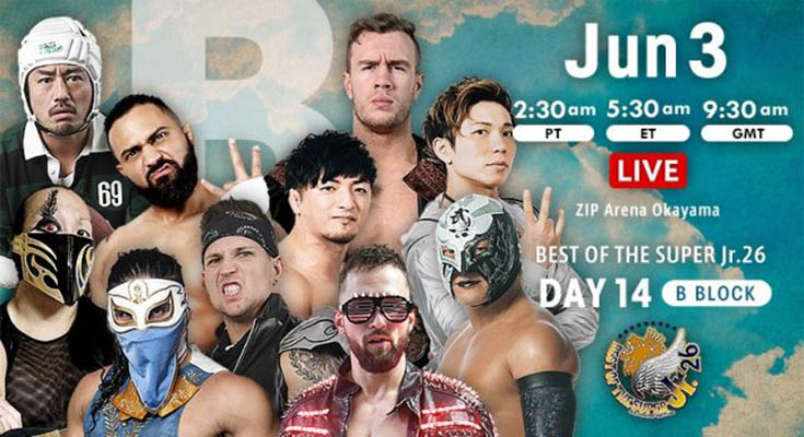 NJPW 2019 06 03 Best Of The Super Jr 26 Day 14 ENGLISH WEB h264-LATE