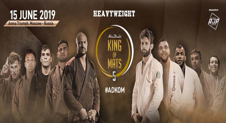 Abu Dhabi King of Mats Heavyweights Moscow 2019 HDTV x264-WH