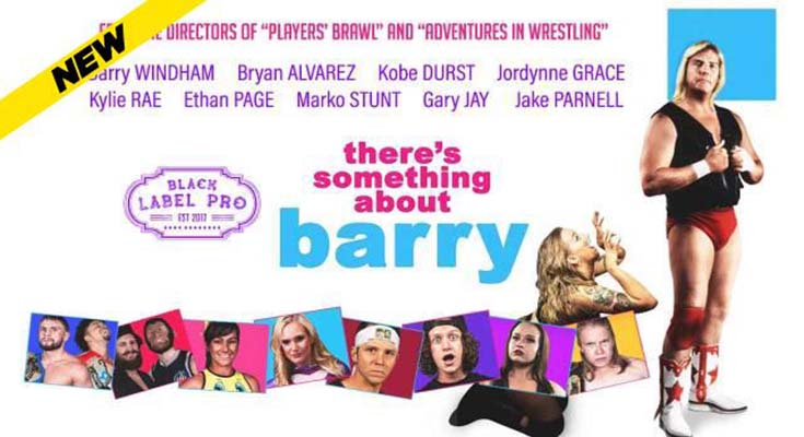 Black Label Pro Theres Something About Barry 2019 720p