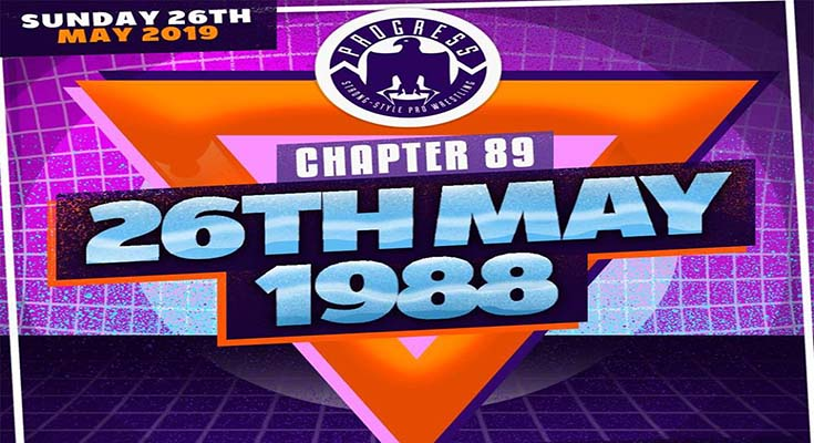 PROGRESS Wrestling 2019 05 26 Chapter 89 The 80s Cut 1080p