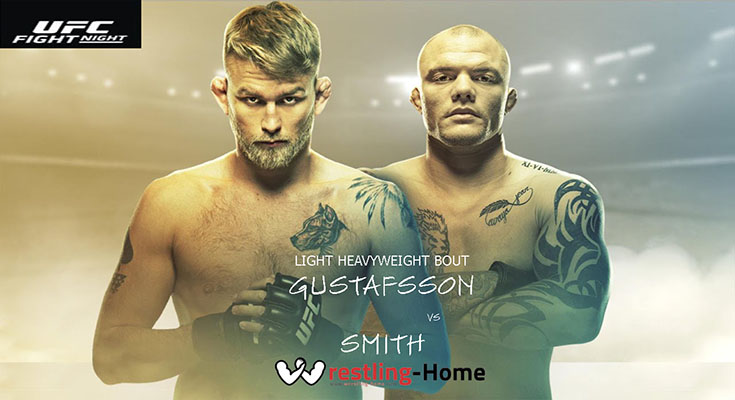 UFC Stockholm Inside The Octagon Gustafsson vs Smith 1080p WEB x264-WH