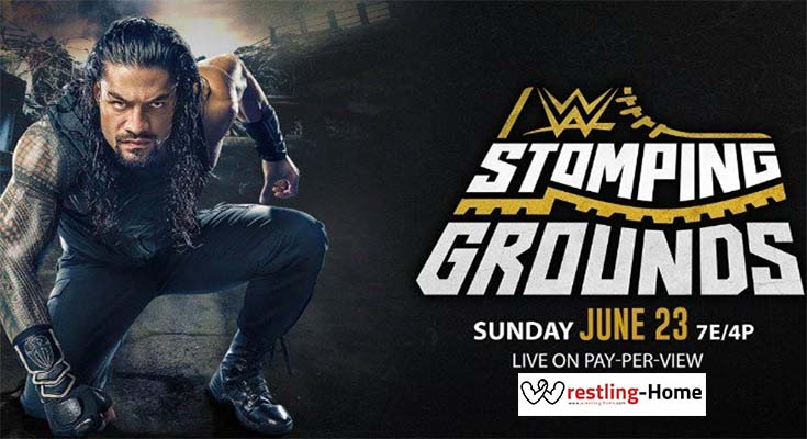 WWE Road To Stomping Grounds 2019 1080p HDTV x264-WH
