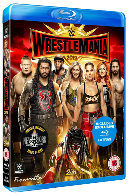WWE WrestleMania 35 2019 COMPLETE BLURAY-Ewok [91 GB]