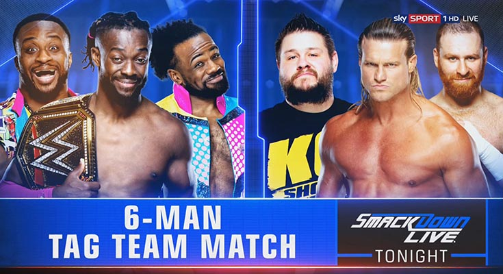 WWE SMACKDOWN LIVE 2019 06 11 HDTV x264-WH