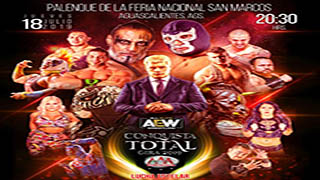 This is the last show before Triplemania!
