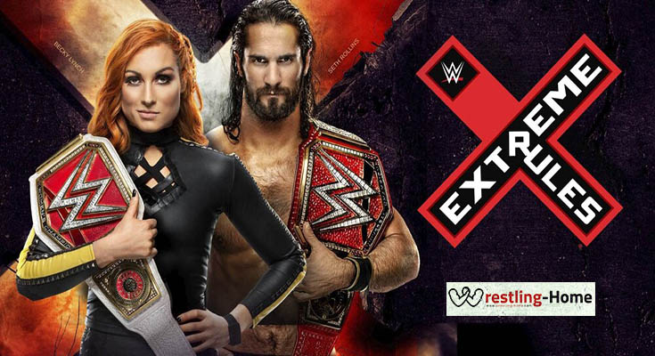 WATCH WWE Extreme Rules 2019 - Wrestling-Home