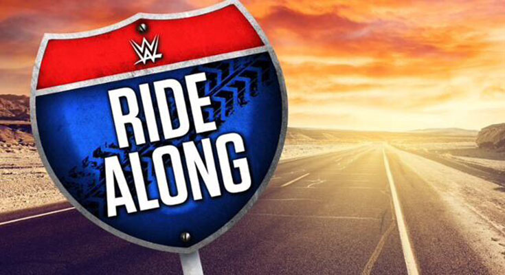 WATCH WWE Ride Along S04E09 Golden Gate Getaway