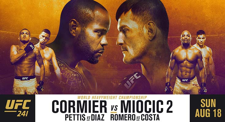UFC 241 Cormier vs Miocic 2 Main Event Only 1080p