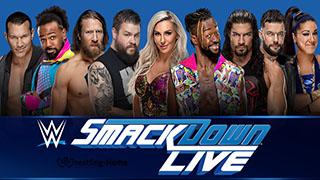WWE SmackDown Live 2019 09 10 HDTV x264-NWCHD / 720p