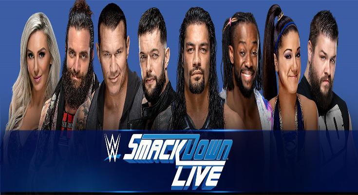 WWE SmackDown 2019 12 13 1080p HDTV x264-Star