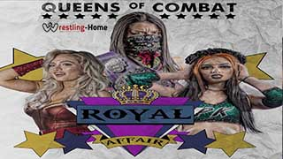 WATCH Queens of Combat 36 A Royal Affair 2019