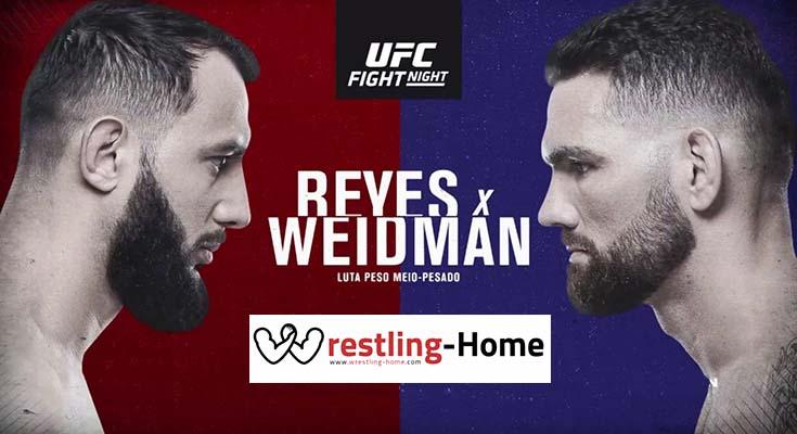 UFC on ESPN 6 Early Prelims / Prelims 480p / 720p -VERUM