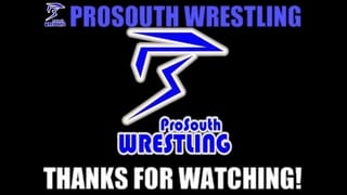 ProSouth Wrestling Event