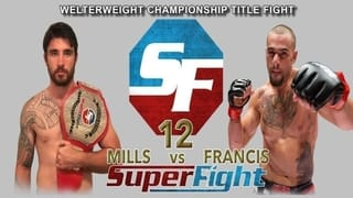 Superfight MMA 12