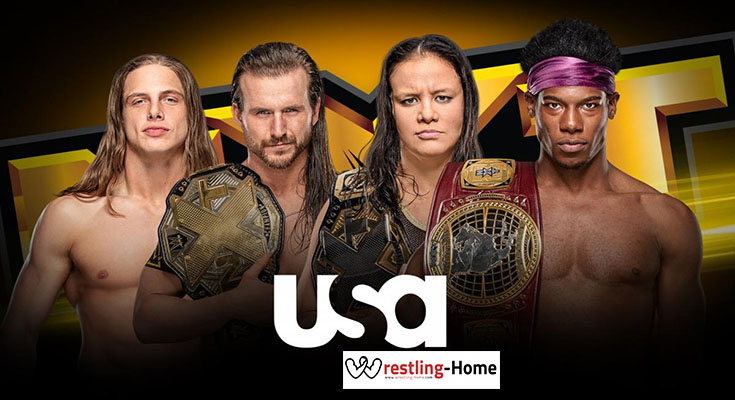 WATCH WWE NXT 2019 12 11