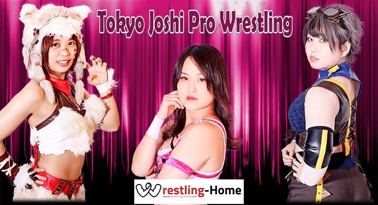 TJPW 2020 01 25 Tokyo Joshi 2020 Winter Wonderful Harmony 720p
