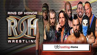 ROH Wrestling Ep 460 10th July 2020 1080p