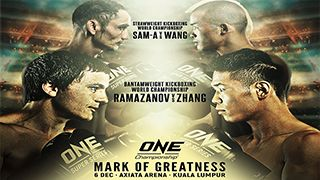 ONE Championship Fire and Fury 480p / 720p -SHREDDIE