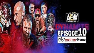WATCH AEW Dynamite 2019 12 04