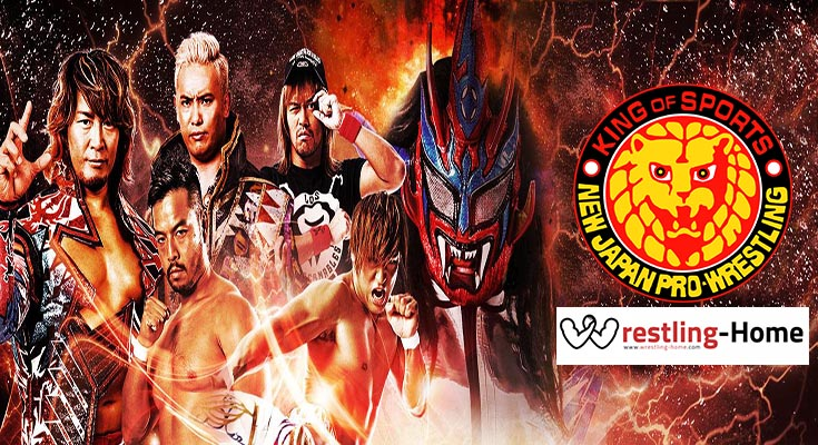 NJPW 2019 12 19 Road to Tokyo Dome Day 1 JAP / ENG -LATE