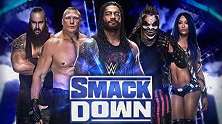 WWE Friday Night SmackDown 2020 02 14 HDTV x264-NWCHD / 720p