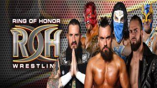 ROH Wrestling 2020 02 02 HDTV x264-NWCHD / 720p