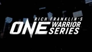 ONE Warrior Series 10 WEB/720p/1080p – SHREDDIE