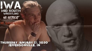 IWA Mid-South No Retreat No Surrender 2020 720p