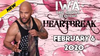 IWA Mid-South Heartbreak 2020 720p