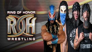 ROH Wrestling Ep 453 22nd May 2020 -TJ / 720p / 1080p