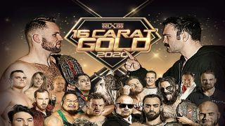 WXW 16 Carat Gold 2020 540p All Nights