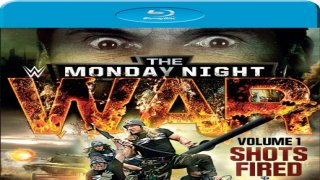 WWE The Monday Night War Volume 1 Shots Fired Complete Blu-Ray [120 GB]
