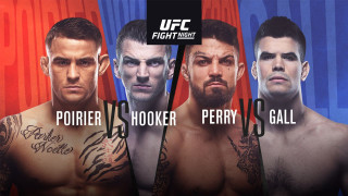 UFC on ESPN 12 Poirier vs Hooker 720p 60FPS
