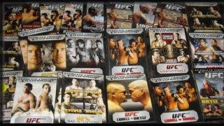 UFC 1-183 DVDRip-HDTV XviD PACK [330 GB]