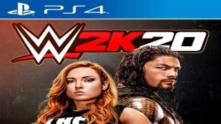WWE 2K20 PS4-DUPLEX + Update v1 01