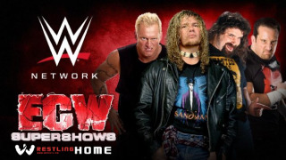 WWE Network Drop ECW Supercards 2020