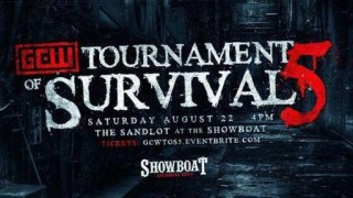 GCW Tournament of Survival 5 720p WEBRip