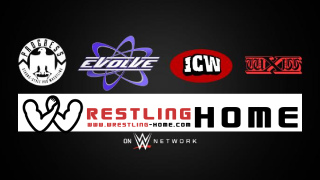 WWE Network Drop Independent Shows 15th AUG 2020