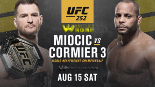 UFC 252 Main Event Fight Miocic vs Cormier 3 1080i HDTV -WH