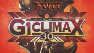 NJPW 2020 09 20 G1 Climax 30 Day 2 / English -LATE