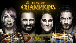 WWE Clash Of Champions 2020 PPV 1080i HDTV -WH