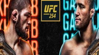 UFC 254 1080p HDTV x264-VERUM / Prelims / Early Prelims