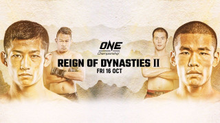 ONE Championship 117 Reign of Dynasties 2 1080i HDTV -WH