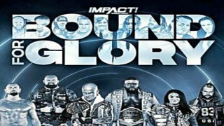 iMPACT Wrestling Bound For Glory 2020 PPV 1080p HDTV x264-Star