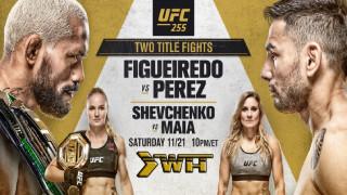 UFC 255 Early Prelims 720p HDTV x264-VERUM / Prelims