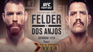 UFC Fight Night 183 Felder vs Dos Anjos Full Event 540p / 720p HDTV x264-WH